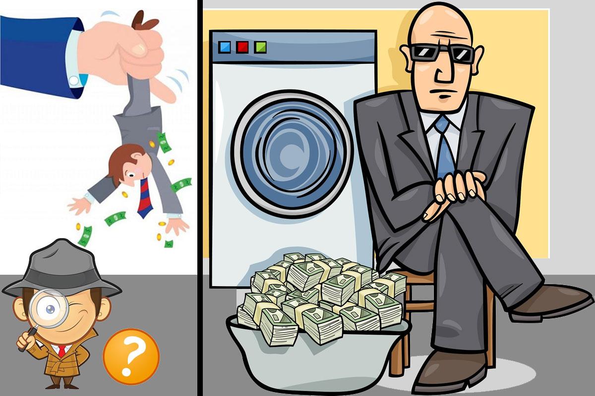 Отмыть деньги – что это означает