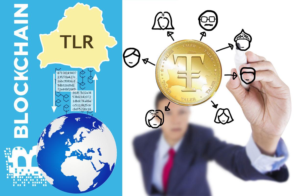 Криптовалюта TLR : белорусский талер – имеет ли право на «жизнь»
